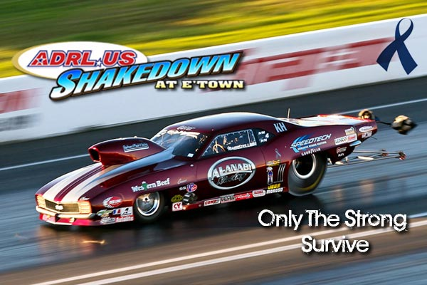 The ADRL.US Shakedown At E Town 2010 Race Review And Photos