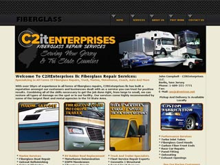 Newly Release Website Design For www.C2itenterprises.com