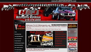 h-jmotorsports New website released
