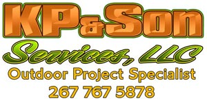 Kpsonservices Logo Design for website
