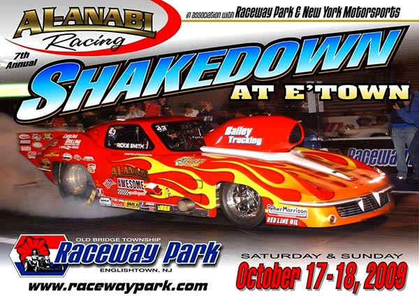 Visit The Brand New Redesigned The Shakedown At E Town Website From goDragRacing.org