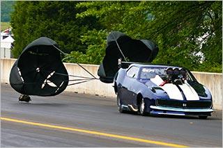 Steve King Camaro Pro Mod
